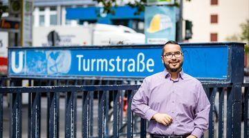 Dennis Kirschbaum - Engagement-Botschafter »Zusammenhalt in der Gesellschaft« | (c) Jörg Farys