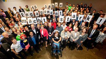 Auftaktveranstaltung der 15. Woche des bürgerschaftlichen Engagements | © Jörg Farys / BBE