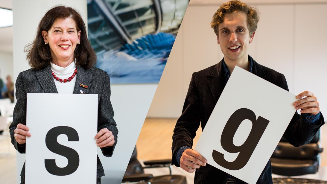 Carola Schaaf-Derichs, Mitglied des BBE-Sprecher*innenrates und Jan Duensing, Engagement-Botschafter 2017, im Interview.