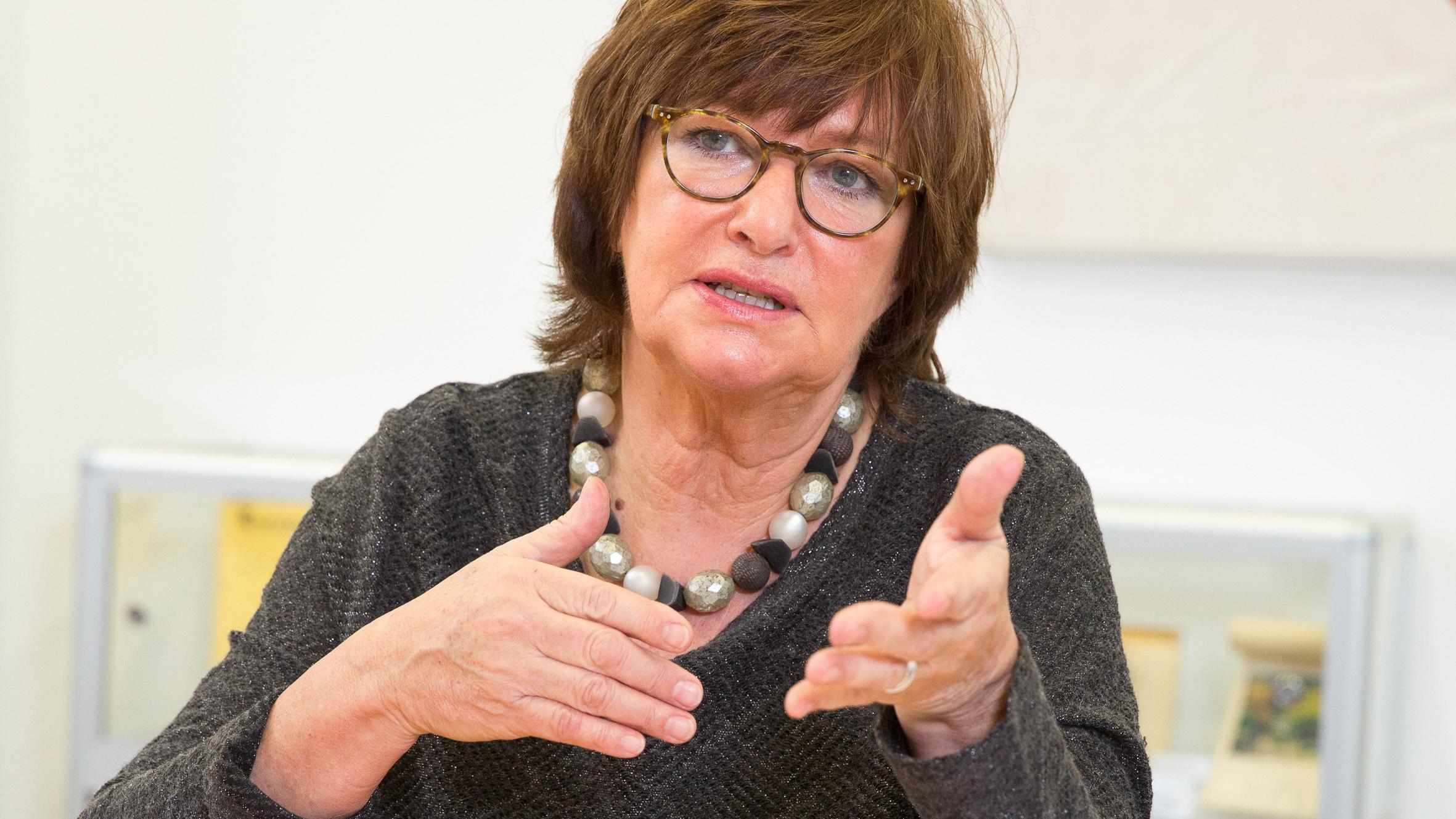 Foto von Ute Kumpf, Mitglied des Bundestages von 1998 bis 2013